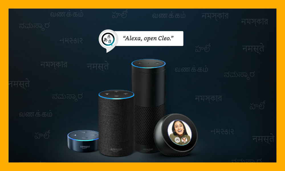 Amazon Alexa can now understand and respond in Hindi...