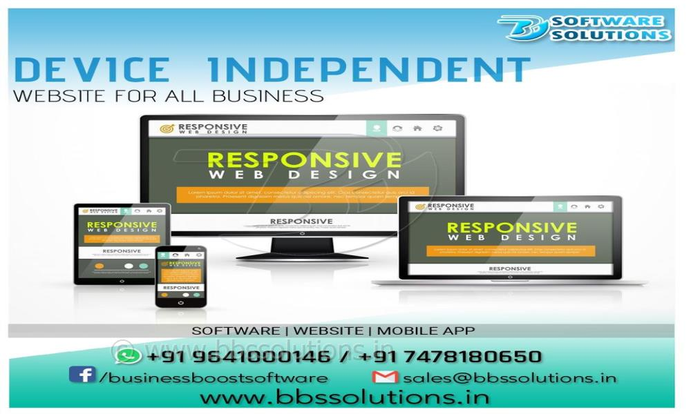 What is responsive web design? and why this needed?