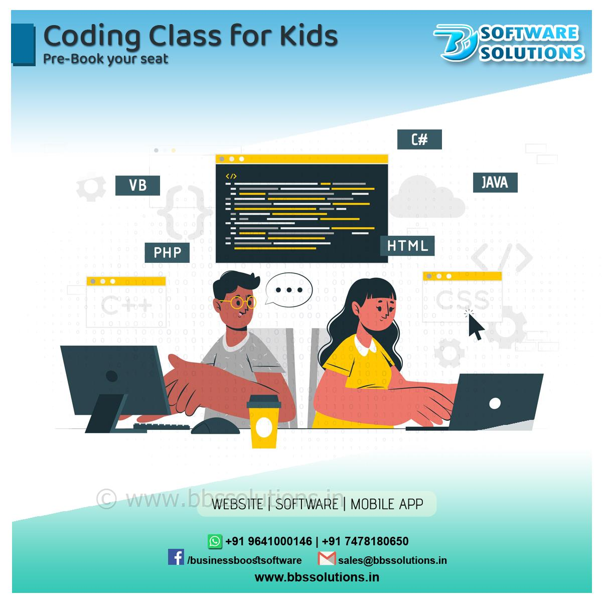 5 Reasons why Coding is Important for Young Minds :: Coding Class for Kids