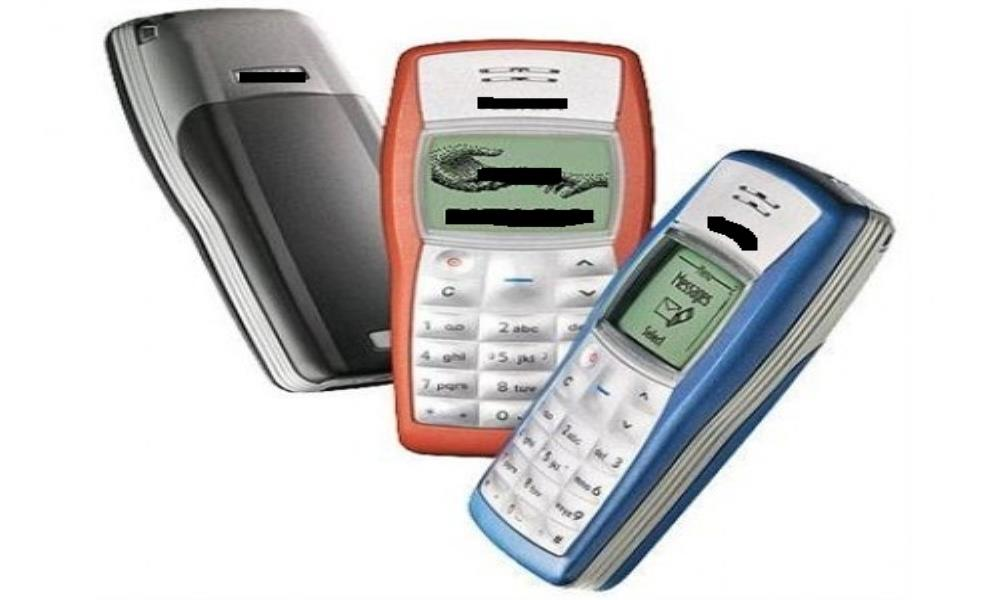Most sold phones from 1992 to 2019 Most sold phones from 1992 to 2019