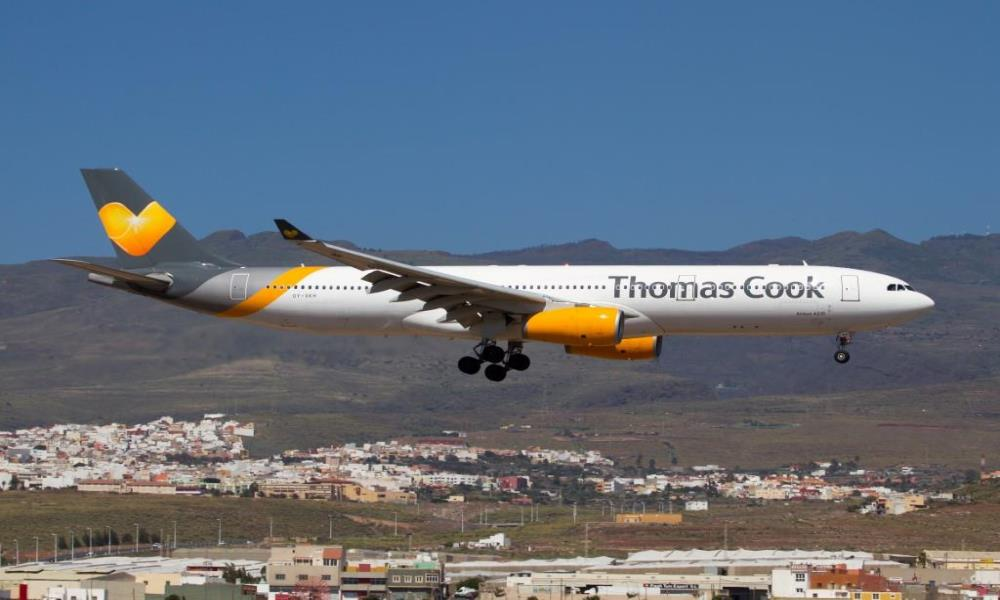 Thomas Cook collapses, leaving thousands of travelers stranded